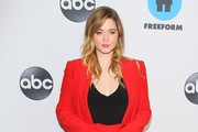 Sasha Pieterse attends Disney ABC Television Hosts TCA Winter Press Tour 2019 on February 05, 2019 in Pasadena, California.