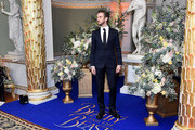 """Dan Stevens attends UK launch event for Disney's """"Beauty And The Beast"""" at Spencer House on February 23, 2017 in London, England."""