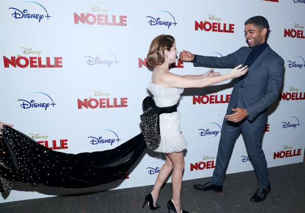 Disney+ Premiere Of 'Noelle'