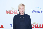 """Eve Plumb attends the Disney + Premiere Of """"Noelle"""" at SVA Theatre on November 11, 2019 in New York City."""