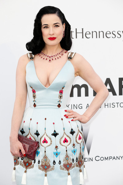 amfAR's 22nd Cinema Against AIDS Gala - Arrivals