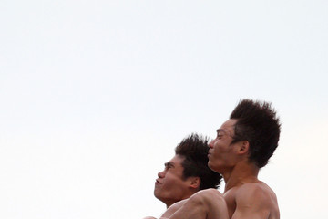 Huo Liang Diving Day Two - 14th FINA World Championships