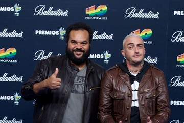 Dj Nano 40 Principales Awards Photo Call