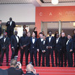 Djebril Didier Zonga 'Les Miserables' Red Carpet - The 72nd Annual Cannes Film Festival