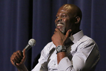 Djimon Hounsou 'How to Train Your Dragon 2' Screening and Q&A