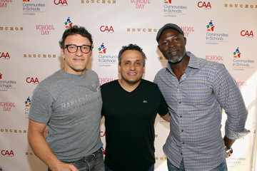 Djimon Hounsou CAA's School Day