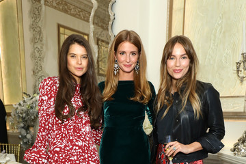 Doina Ciobanu Kerastase And Millie Mackintosh Host Lunch At Annabel's To Celebrate Launch Of New Elixir Ultime