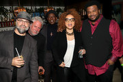 Craig Brewer, Larry Karaszewski, Wesley Snipes, Ruth E. Carter and Craig Robinson attend the Dolemite Is My Name! LA Tastemaker at Soho House on January 03, 2020 in West Hollywood, California.