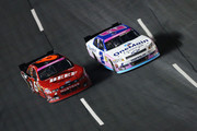 Elliott Sadler and Ricky Stenhouse Jr Photos Photo