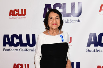 Dolores Huerta ACLU SoCal Hosts Annual Bill of Rights Dinner - Arrivals