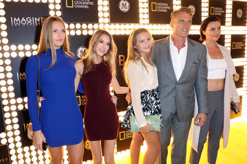 Dolph Lundgren Premiere of National Geographic Channel and GE's 'Breakthrough' - Red Carpet