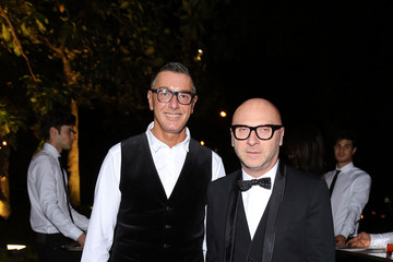 Domenico Dolce GQ Jim Nelson 10th Anniversary Party