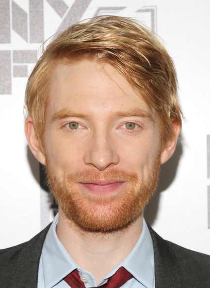 Domhnall Gleeson Pictures - 'About Time' Premieres in NYC ...