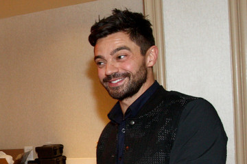 Dominic Cooper HBO Luxury Lounge