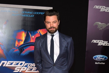 Dominic Cooper 'Need for Speed' Premieres in Hollywood — Part 2