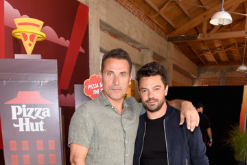 Dominic Cooper Pizza Hut Lounge At 2019 Comic-Con International: San Diego