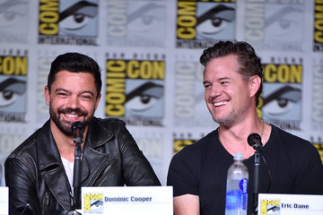 Dominic Cooper Comic-Con International 2016 -  Entertainment Weekly: Brave New Warriors