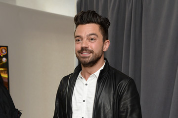 Dominic Cooper Nintendo At The TV Insider Lounge At Comic-Con International 2017