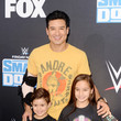 Dominic Lopez WWE 20th Anniversary Celebration Marking Premiere Of WWE Friday Night SmackDown On FOX