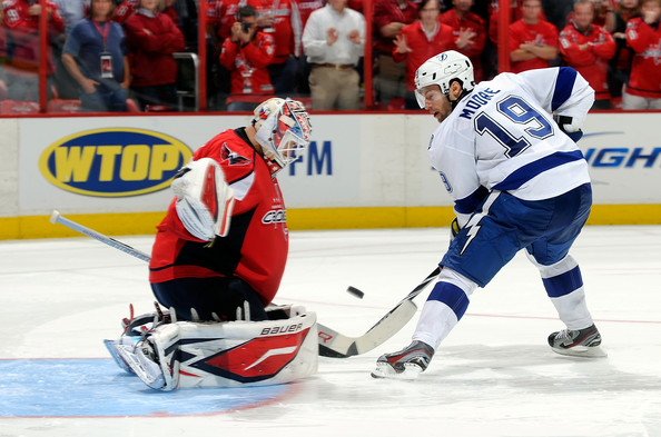 Dominic Moore - Tampa Bay Lightning v Washington Capitals