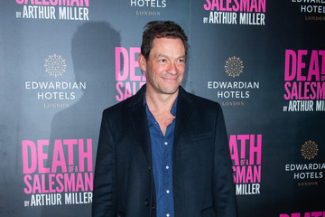 Dominic West 'Death Of A Salesman' At Piccadilly Theatre - Press Night