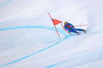 Dominik Paris Alpine Skiing - Winter Olympics Day 1