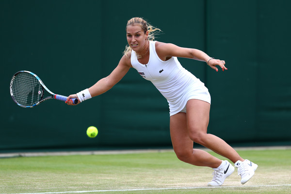 Dominika Cibulkova Photos Photos Day Seven The Championships