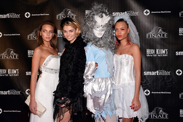 Dominique Miller SVEDKA Vodka And smartwater Present Heidi Klum's Haunted Holiday Party Benefitting The American Red Cross