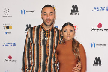 Don Benjamin Ebony Magazine's Ebony's Power 100 Gala - Arrivals