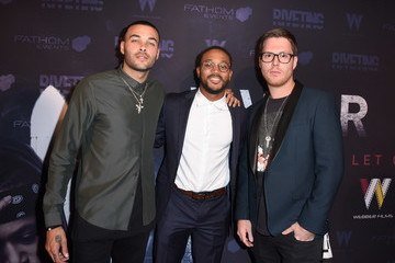 Don Benjamin 'Never Heard' Movie Premiere
