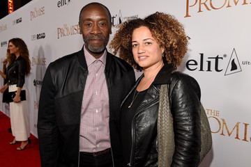 Don Cheadle Premiere of Open Road Films' 'The Promise' - Red Carpet
