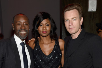 Don Cheadle Emayatzy Corinealdi  The Cinema Society with Ketel One and Robb Report Hosts a Screening of Sony Pictures Classics' 'Miles Ahead' - After Party