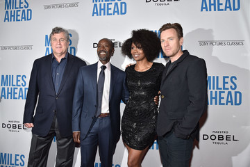 Don Cheadle Ewan McGregor Premiere of Sony Pictures Classics' 'Miles Ahead' - Arrivals