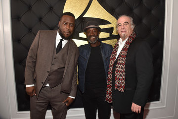 Don Cheadle The 59th GRAMMY Awards -  Red Carpet