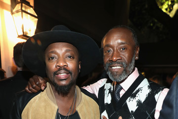 Don Cheadle Sony Music Entertainment 2017 Post-Grammy Reception