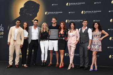 Don Diamont Rome Flynn 57th Monte Carlo TV Festival : Day 3
