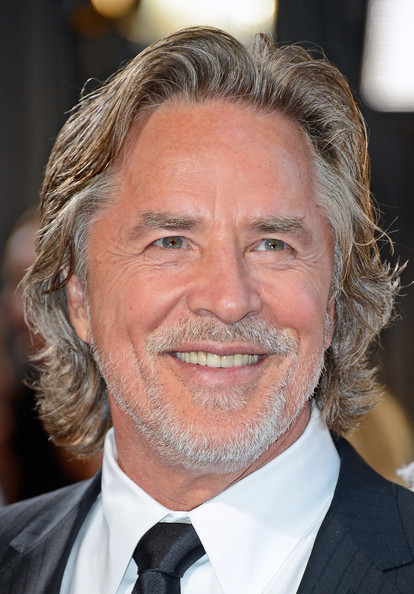 Don Johnson Photos Red Carpet Arrivals At The Oscars