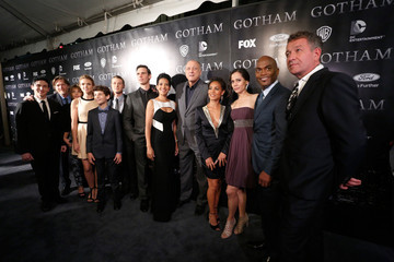 Donal Logue Cory Michael Smith 'Gotham' Premieres in NYC — Part 2