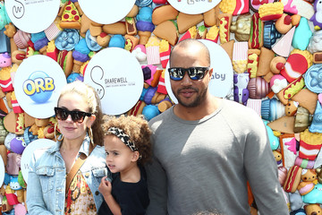 Donald Faison We All Play By Sharewell At The Future Home Of Cayton Children's Museum