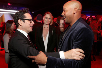 Donald Faison Premiere of 'Star Wars: The Force Awakens' - After Party