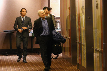 Donald Fehr Owners And Players Meet To Discuss NHL Lockout