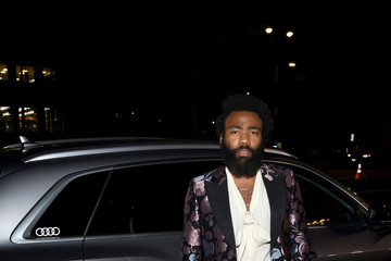 Donald Glover Audi At LACMA Art And Film Gala
