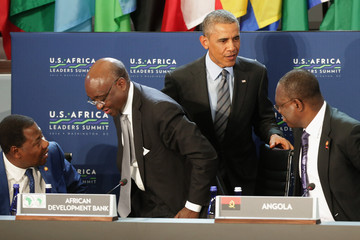Donald Kaberuka Africa Leaders Summit Continues