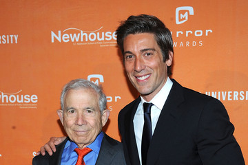 Donald Newhouse Celebs Arrive at the Newhouse Mirror Awards