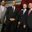 Donald Payne Jr. Cory Booker Sworn in as US Senator