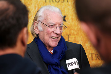 Donald Sutherland For Your Consideration Event For FX's 'Trust' - Arrivals