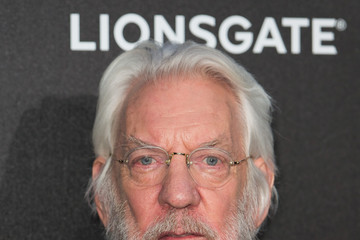 Donald Sutherland 'The Hunger Games' Cast Parties at Cannes