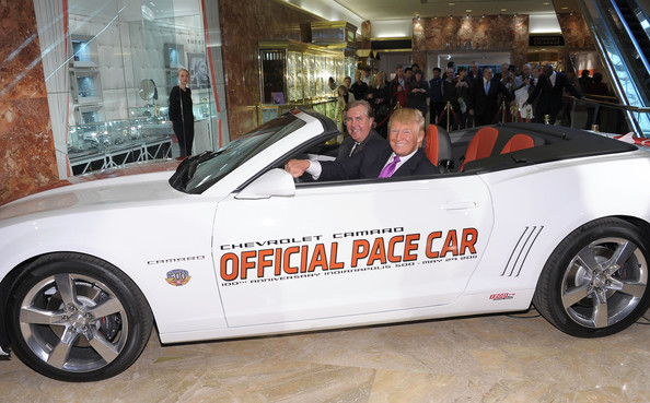 Donald Trump Cars Donald Trump Named Celebrity