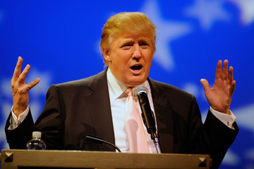 Donald Trump Donald Trump Speaks To GOP Women's Groups