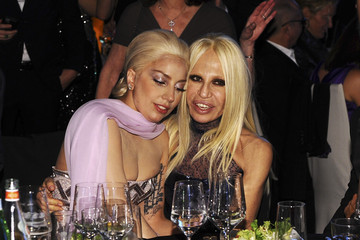 Donatella Versace Elton John AIDS Foundation Oscar Viewing Party — Part 4